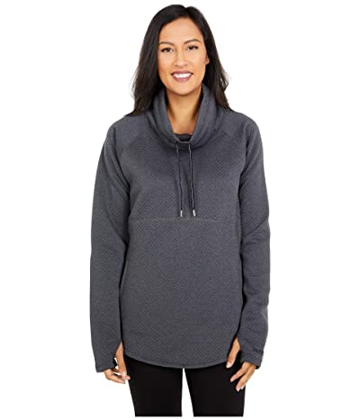 Marmot Annie Long Sleeve Top (Black Heather) Women