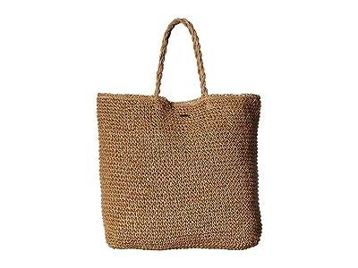 Roxy Positive Energy Tote Bag (Natural) Handbags