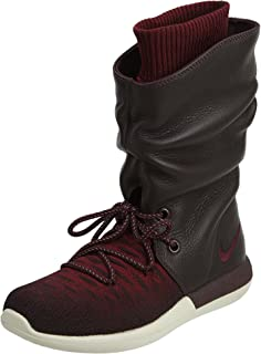 Nike Womens Roshe Two Hi Flyknit Trainers 861708 Sneakers Boots