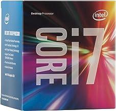 Intel BX80662I76700 - Procesador i7-6700 (Quad-Core, 3.4 GHz, 8 MB), Color Azul