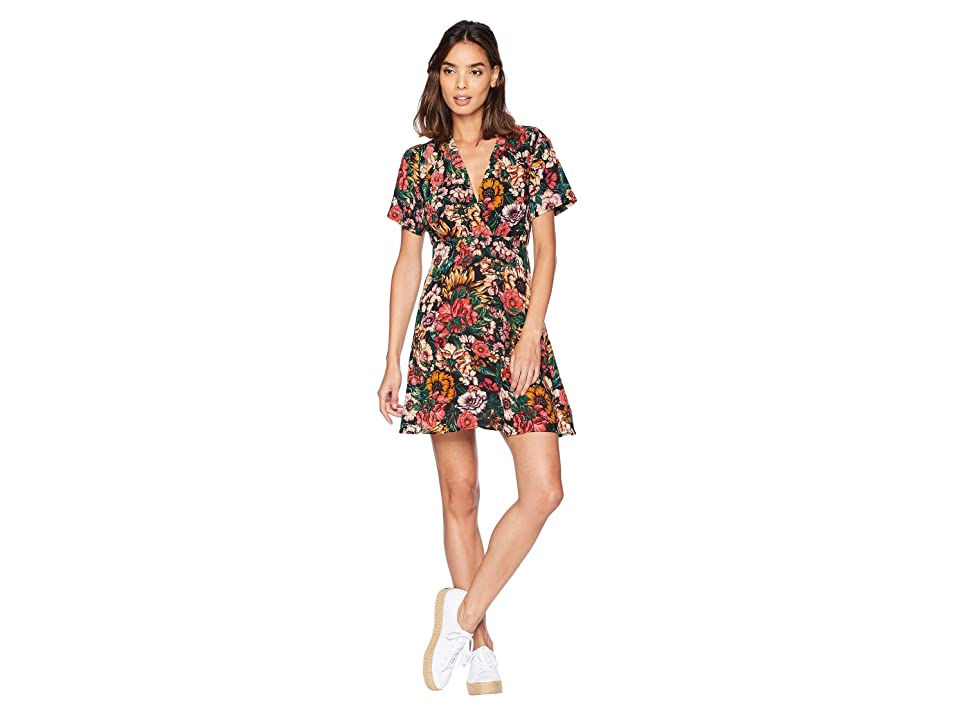 Billabong With You Dress (Multi) Women