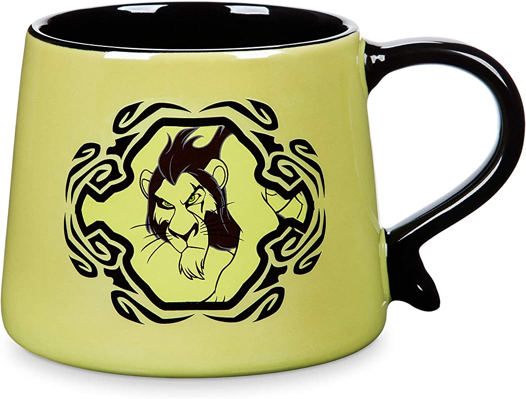 Disney Scar Mug The Lion King Disney Villains