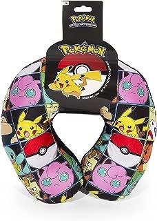 Pokemon Multi Character Travel Neck Pillow