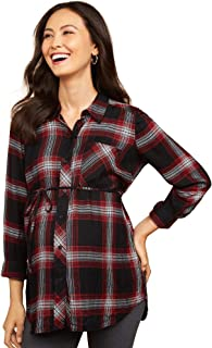 Best plaid maternity shirt Reviews
