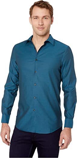 Slim Fit Resist Spill Shirt