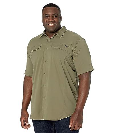 Columbia Big Tall Silver Ridge Lite Short Sleeve Shirt