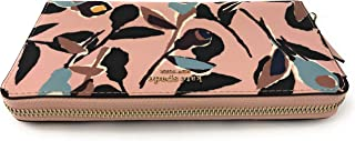 Kate Spade New York Women's Large Continental Wallet Cameron Paper Rose Pink Multi