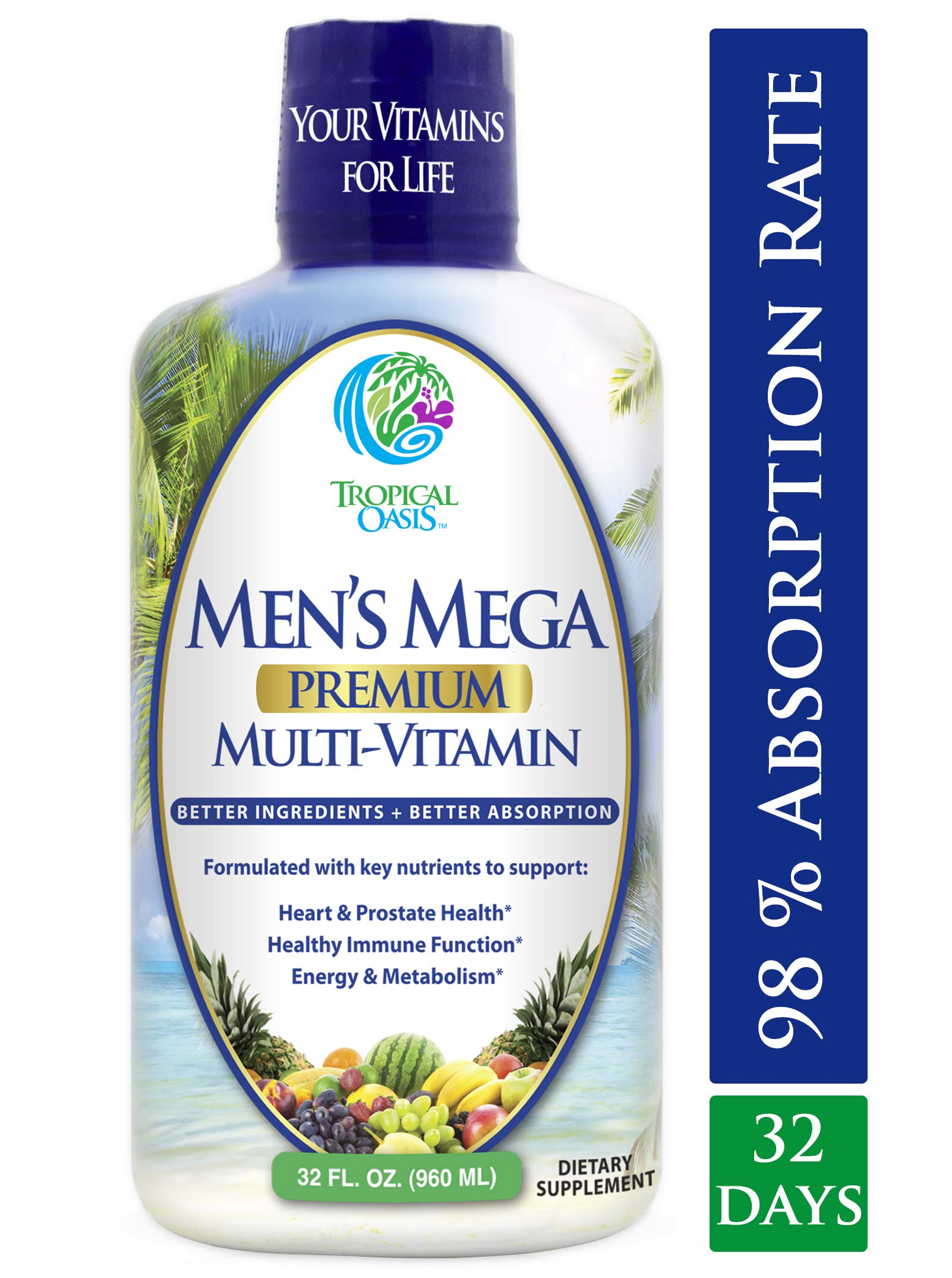 Multivitamin Additional Vitamins Functions Absorption