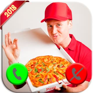 Fake Call Pizza Delivery - Free Fake Phone Call ID PRO 2018 - PRANK