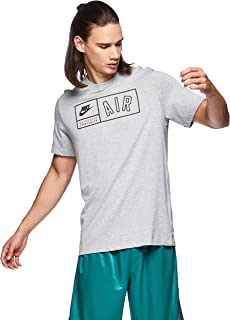 Nike Men's NSW Tee CLTR Air, Gold(University Gold739), X-Large