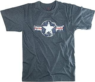 Vintage Army Air Corp Blue T-Shirt