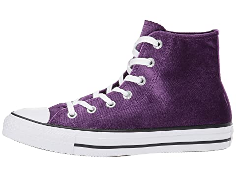Chuck Taylor<sup>®</sup> All Star<sup>®</sup> Velvet Hi