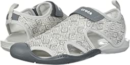 Crocs - Swiftwater Graphic Mesh Sandal