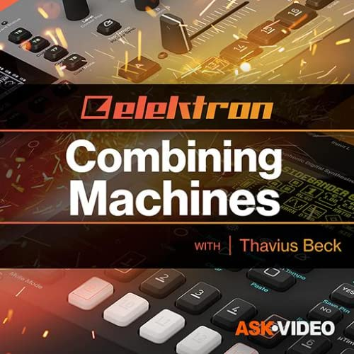 Combining Machines Course For Elektron 301