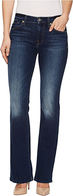 7 For All Mankind Tailorless Bootcut Jeans in Moreno