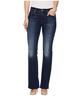 Tailorless Bootcut Jeans in Moreno