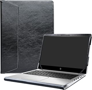 Alapmk HP ノートパソコン用保護ケースカバー 14インチ HP EliteBook 840 G5/HP ZBook 14u G5対応  14 Inches ブラック TMJ0063-1