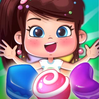 Cookie World: Sweet Match
