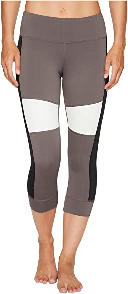 3/4 Color Block Tights