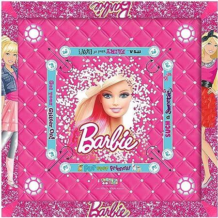 Barbie Kids Carrom Board (20x20 inch)
