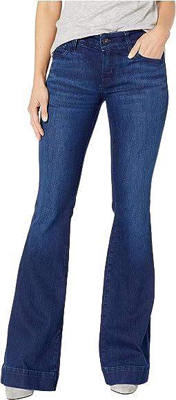 Lovestory Flare Jeans in Nebula