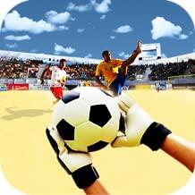 Soccer Goalkeeper Russian Beach Football Cup