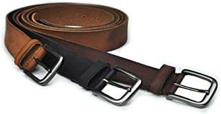 "Ashford Ridge 34mm (1.25"") Full Ocultar - Cinturón de cuero negro, marrón o marrón claro"