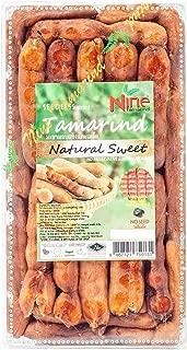 Nine Tamarind Seedless Dried Tamarind Natural Sweet (1 Pack (150 g))