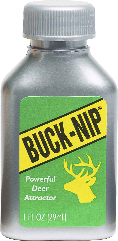 Wildlife Research 320 Buck-Nip Finally popular brand Whitetail 1-Fluid Attractor Deer Deluxe