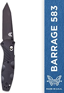 Benchmade - Barrage 583 Knife, Tanto Blade