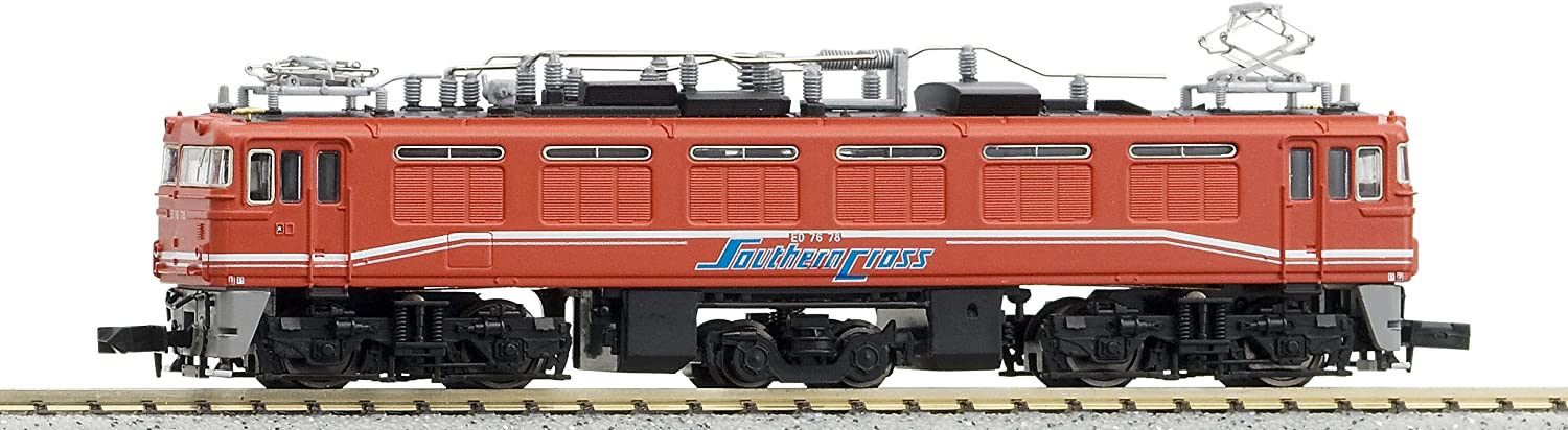ED7678 [Panorama Liner Southern Cross] Traction Engine (Model Train)