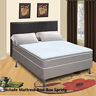 Mattress Solution 440z-4/6XL-2 Fully Assembled Orthopedic Back Support Plush Mattress