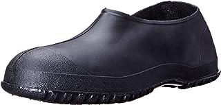 روکش کفش مشکی مشکی Pvc سایز بزرگ 9.5-11
