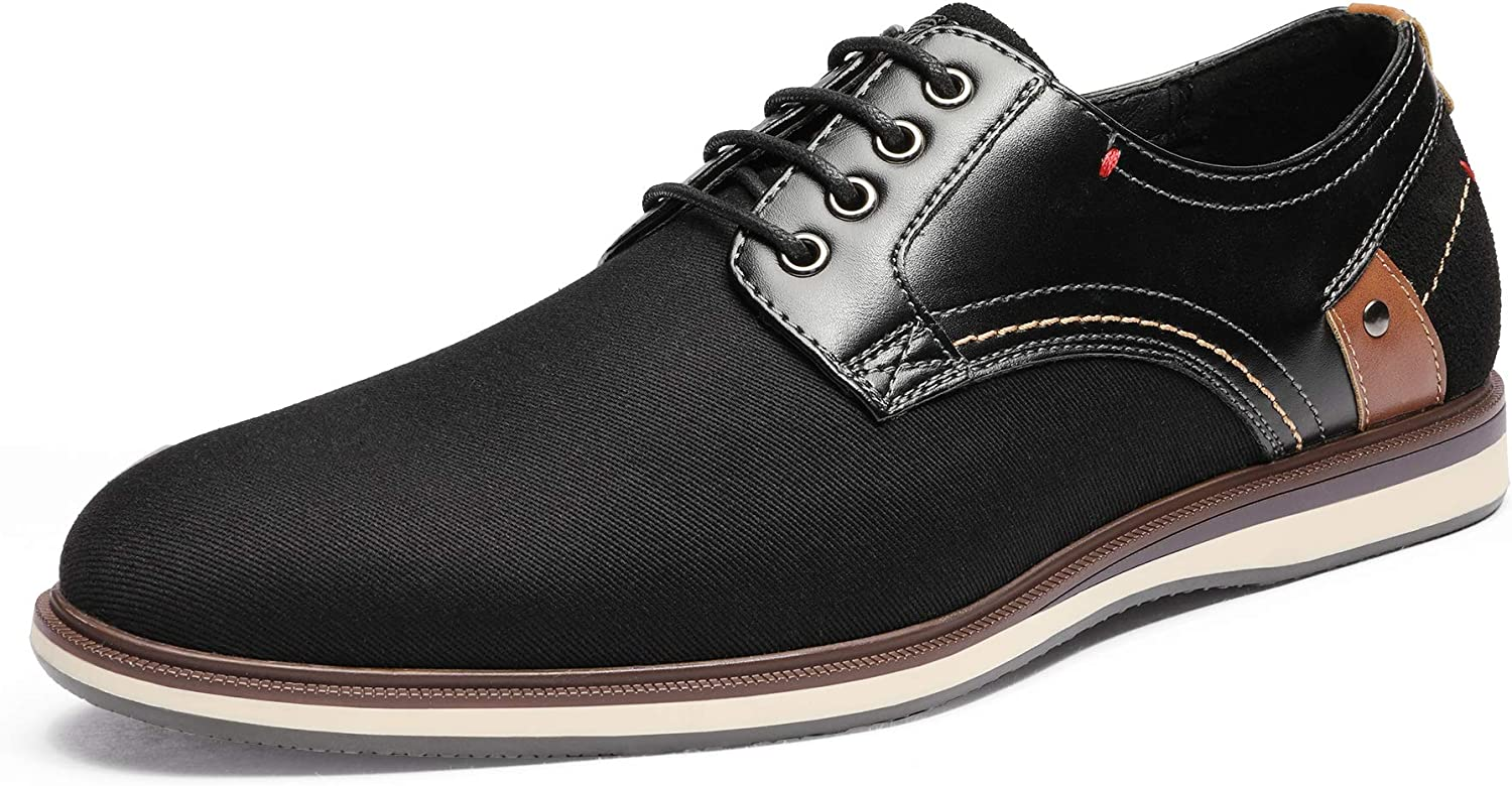 Bruno Marc Men's Dress Shoes Casual Business Oxford
