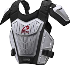 EVS Sports Men's Roost Deflector (REVO 5) (White, Adult (L/XL))
