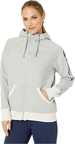 Powerblend® Fleece Full Zip Hoodie - Graphic Y07465