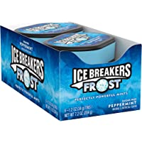 6-Count Ice Breakers Frost Sugar Free Peppermint Flavored Breath Mints