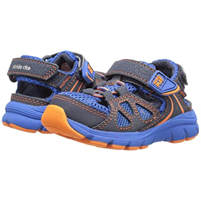 Stride Rite Made 2 Play Scout (Toddler/Little Kid) (Navy/Royal) Boy