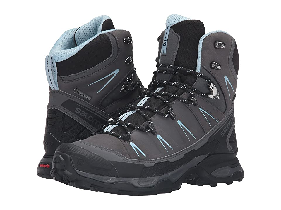 Salomon X Ultra Trek GTX(r) (Dark Cloud/Black/Cristal) Women