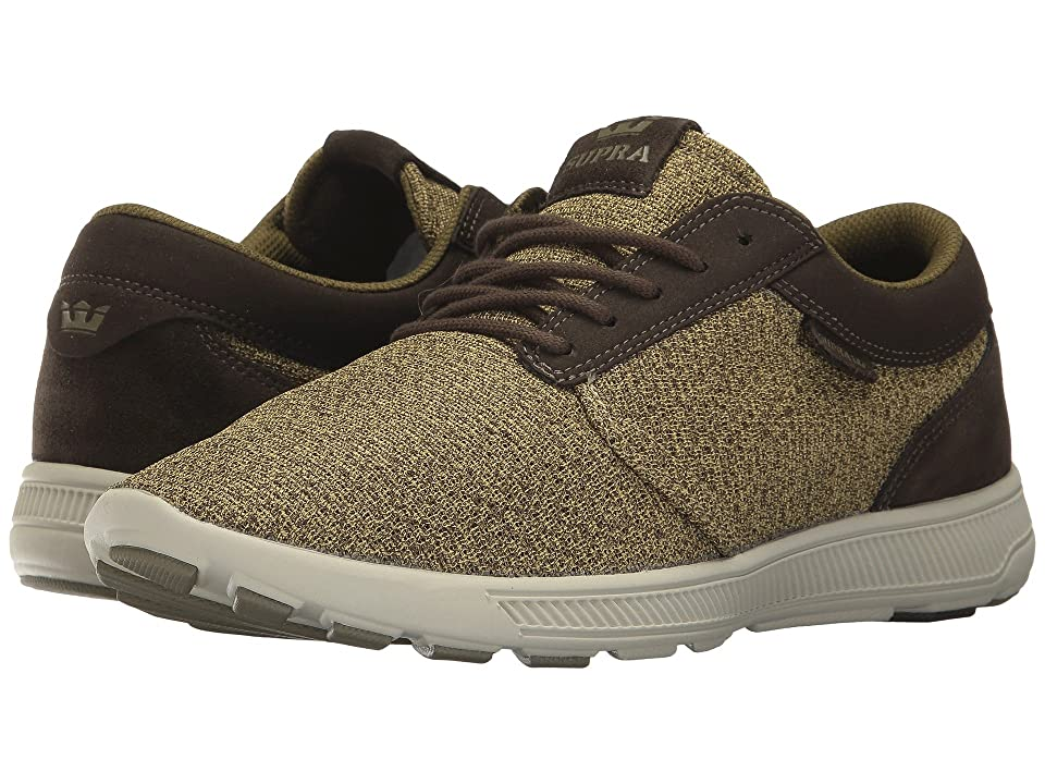 Supra Hammer Run (Demitasse/Khaki/Demitasse/Bone) Men