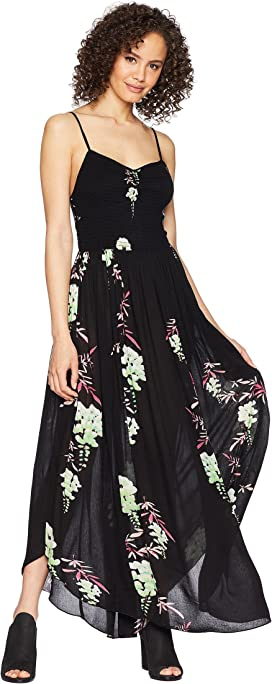 d5f387ceed3a Free People She's a Waterfall Maxi Dress at Zappos.com