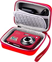 Carrying & Protective Case for Digital Camera, AbergBest 21 Mega Pixels 2.7