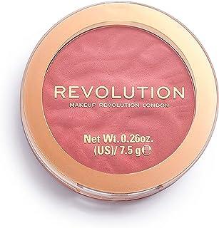 Makeup Revolution Blush in Rose Kiss - Classic Rose