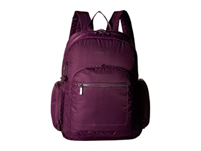 Hedgren Tour Large Backpack with RFID Pocket (Purple Passion) Backpack Bags
