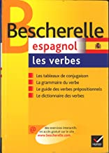 Bescherelle Espagnol - Les Verbes (French and English Edition)