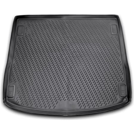 Kofferraummatte mit abnehmbarem Sto/ßstangenschutz fahrzeugspezifisch AZUGA AZ16000144