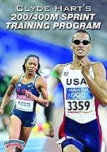 Championship Productions Clyde Hart's 200/400M Sprint Training Program DVD