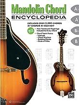 Mandolin Chord Encyclopedia: Includes Over 2,660 Chords, 37 Chords in Each Key