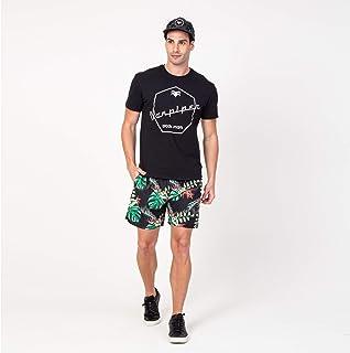 Camisa T-shirt Preta Cadillac Vonpiper