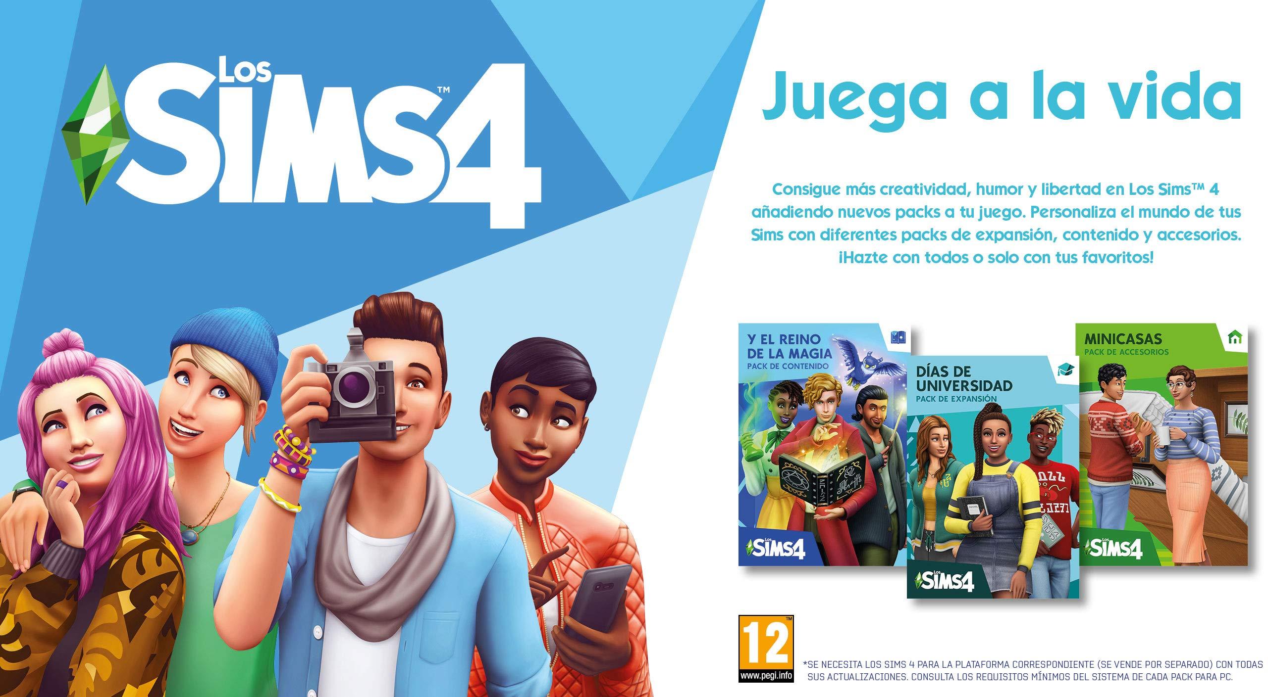 Los Sims 4 - Vida Isleña | Código Origin para PC: Amazon.es ...